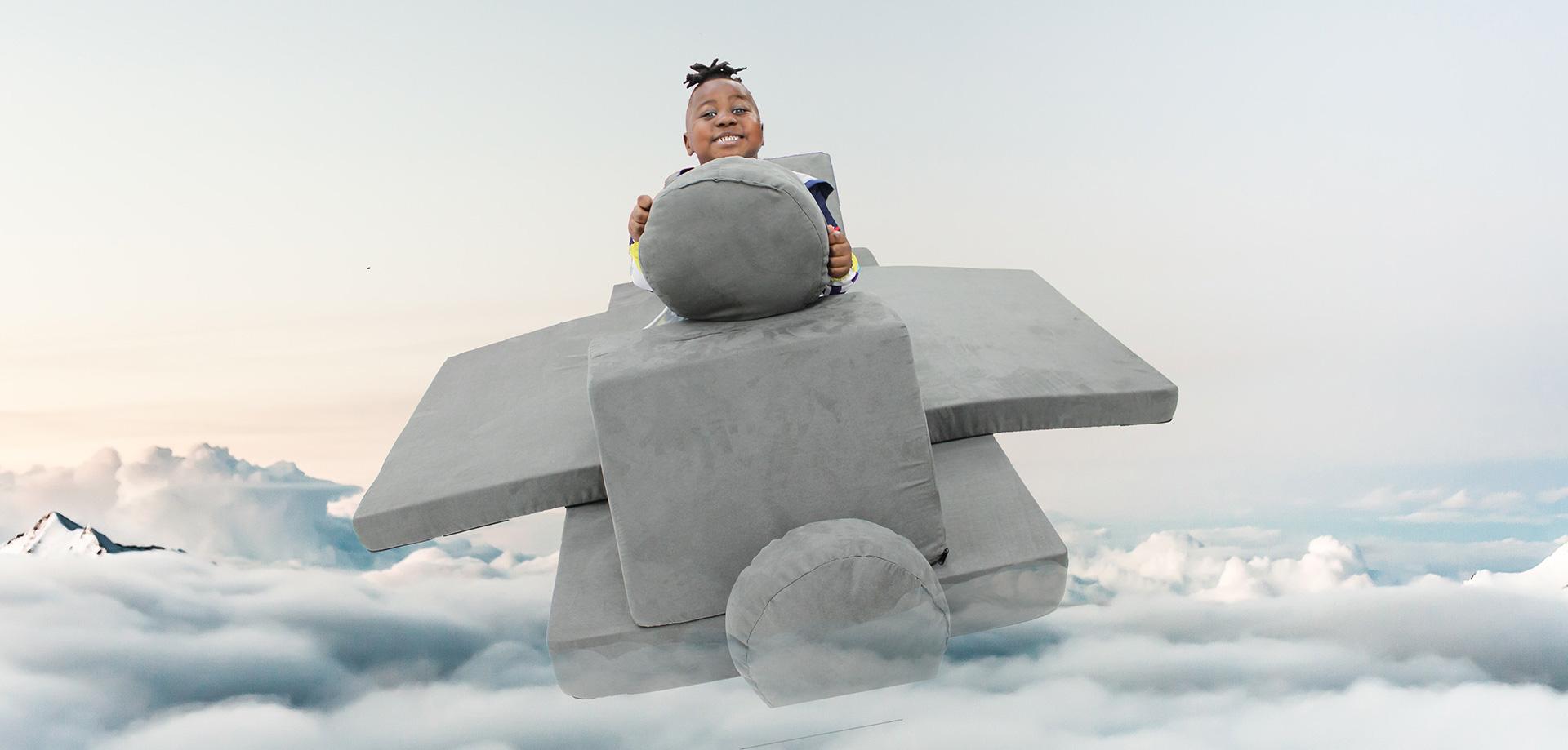Kiddoz Plane